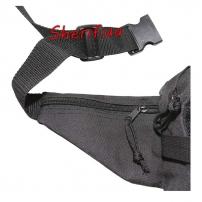 Сумка MIL-TEC поясная с фляжкой Black, 13511002-3