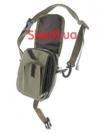 Сумка через плечо SN-2 тк.Оксфорд Olive-3