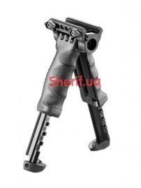 Рукоять с сошками, крепление для оружейного фонаря (ЛЦУ), ручное крепление T-POD G2 FA