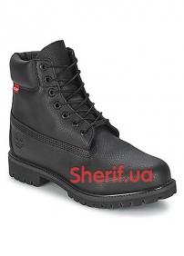 "Ботинки Timberland Mens 6"" Premium Helcor Black"