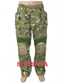 Брюки TMC CP Gen2 style Tactical Pants with Pad set AOR 2