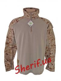 Рубашка TMC тактическая G3 Combat Shirt AOR1