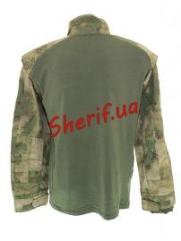 Тактическая полевая рубашка Max Fuchs A-TACS FG-3