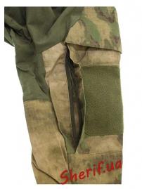 Тактическая полевая рубашка Max Fuchs A-TACS FG-8