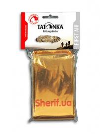Термоодеяло Tatonka Rettungsdecke (210x160см), gold