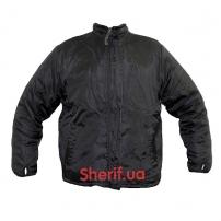 Термо-куртка MIL-TEC двухсторонняя WDL/Black-3