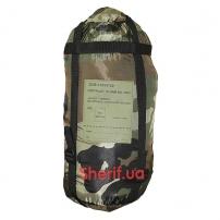 Термо-куртка MIL-TEC двухсторонняя WDL/Black-5