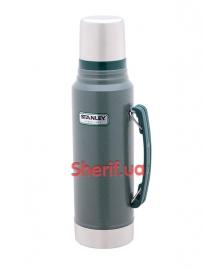 Термос Stanley Legendary Classic зеленый, 1л