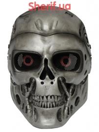 Маска FMA Wire Mesh T800 silver Mask