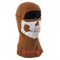 Балаклава с черепом Skull Desert
