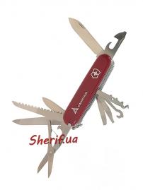 Нож Victorinox Ranger red 1.3763.71