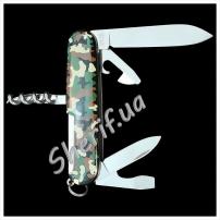 Нож Victorinox Swiss Army Spartan 1.3603.94 камуфлированный