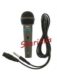 Микрофон для караоке Vitek VT-3836 BK