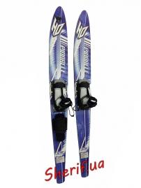 Водные парные лыжи PINNACLE с клипсой под GoPro (б/у)