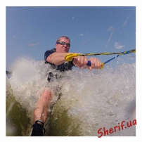 Водные парные лыжи PINNACLE-7