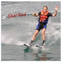 Водные парные лыжи PINNACLE-9