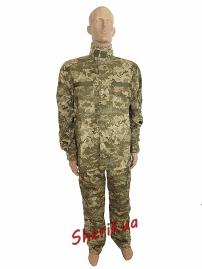 Военная форма ВСУ тк. Саржа  Digital ВСУ(2)