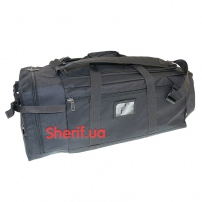 Военная сумка-рюкзак Black транспортировочная, 85л