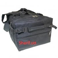 Военная сумка-рюкзак Black транспортировочная, 85л-2