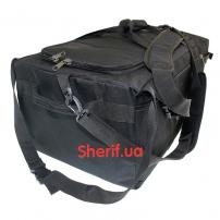 Военная сумка-рюкзак Black транспортировочная, 85л-4