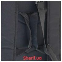 Военная сумка-рюкзак Black транспортировочная, 85л-8