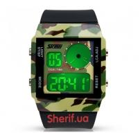 Часы Skmei 0841 Camouflage-3