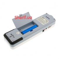 Фонарь YAJIA YJ-6872 1W,+30SMD, USB-6