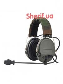 Гарнитура Z Tactical ZSordin Headset Black