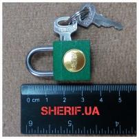 Замочки с ключами 2х2см-2