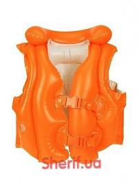 Жилет Intex для плавания детский №58671 (50х47см)