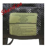 Жилет разгрузочный MIL-TEC US (6 подсумков) Black, 10714002-7