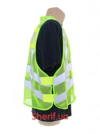 Жилет светоотражающий Полиция-2