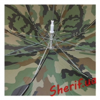 Зонт-трость MIL-TEC WOODLAND 10636020-2