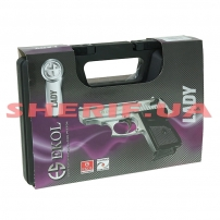 Пистолет сигнальный Ekol Lady Black (17090089)-6