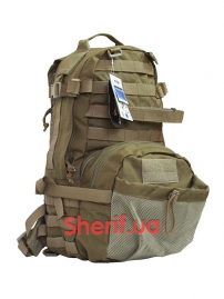 BE0347UA Рюкзак Flyye Jumpable Assault Backpack Coyote brown