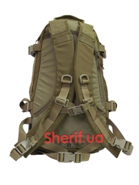 BE0347UA Рюкзак Flyye Jumpable Assault Backpack Coyote brown-3