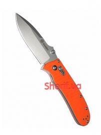 Нож складной Ganzo G704-O оранжевый