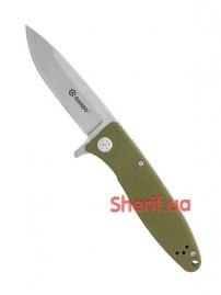Нож складной Ganzo G728-GR зеленый