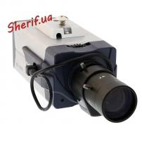 Корпусная аналоговая видеокамера Lilin PIH-8156P