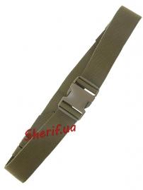 Ремень армейский с пряжкой Olive, 13315501-2