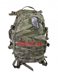 Рюкзак TMC MOLLE Style A3 Day Pack  Multicam, 20л