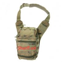 Сумка через плечо ML-Tactic EDC Hiking Bag A-TACS FG