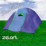 Палатка туристическая Zelart SY-017