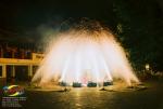 Форсовый фонтан RG
