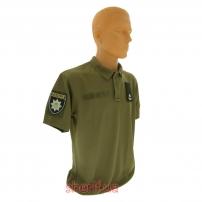 "Футболка-поло ""Army"" CoolPass Khaki"