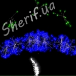 Фейерверк Canto Della Terra (версия от 13.09.2013 День города Счастье)