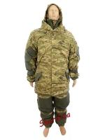 Зимняя военная форма Горка-М2 камуфляж МТР