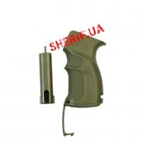 Купить в Днепре AG-47 Olive Эргономичная рукоятка FAB Defense AG-47/74 Olive