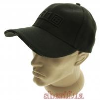 "Бейсболка 5.11 Baseball cap Black ""93"""
