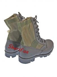 Берцы MIL-TEC US Jungle Panama Tropical Boots Olive-4